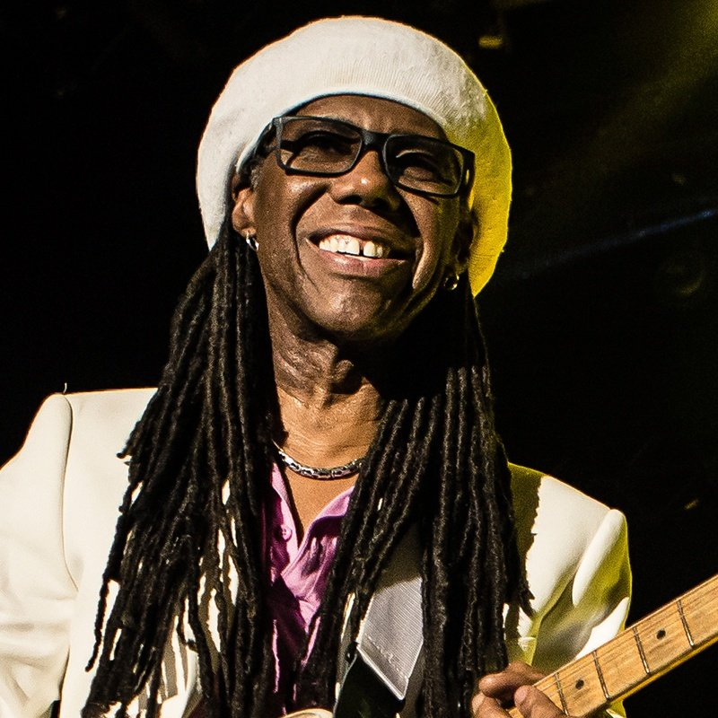 Photo courtesy of Nile Rodgers